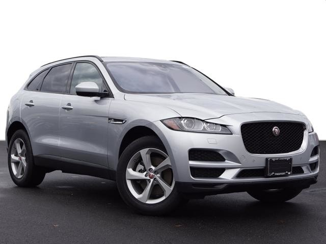 certified pre owned 2018 jaguar f pace 35t premium suv in freeport 9138l land rover freeport. Black Bedroom Furniture Sets. Home Design Ideas
